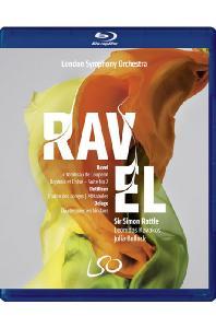 RAVEL, DUTILLEUX & DELAGE: RECORDED LIVE AT THE BARBICAN HALL/ SIMON RATTLE [라벨, 뒤티외 & 들라쥬: 2016 바비칸 홀 콘서트 실황 - 사이먼 래틀]]