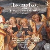 LORENZO DE' MEDICI & MAXIMILIAN 1 1450-1519/ HESPERION 21, JORDI SAVALL [SACD HYBRID] [이자크: 로렌초 데 메디치 & 막시밀리안 1세 시대 음악 - 에스페리옹 21, 조르디 사발]