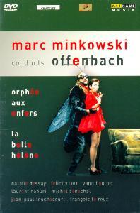 ORPHEE AUX ENFERS+LA BELLE HELENE/ MARC MINKOWSKI [오펜바흐: 지옥의 오르페+아름다운 엘렌]
