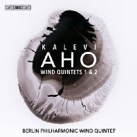 WIND QUINTETS 1 & 2/ BERLIN PHILHARMONIC WIND QUINTET [SACD HYBRID] [아호: 관악 오중주 1, 2번 - 베를린 필하모닉 윈드 퀸텟]
