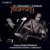 JOURNEY/ OYSTEIN BOODSVIK [SACD HYBRID] [수브라매니암: 여행 - 인도 바이올린과 튜바를 위한 협주곡]