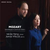 모차르트 - 바이올린 소나타 K.379, K.380, K.304, K.306