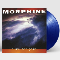 CURE FOR PAIN [BLUE MARBLED] [180G LP]