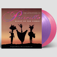 THE ADVENTURES OF PRISCILLA: QUEEN OF THE DESERT [프리실라] [PINK & PURPLE] [180G LP]