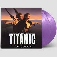 BACK TO TITANIC [타이타닉: 세컨드 버전] [180G PURPLE LP]