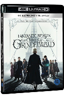 신비한 동물들과 그린델왈드의 범죄 4K UHD+BD [FANTASTIC BEASTS: THE CRIMES OF GRINDELWALD]