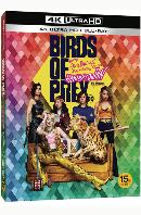 버즈 오브 프레이: 할리 퀸의 황홀한 해방 4K UHD+BD [아웃케이스 한정판] [BIRDS OF PREY...HARLEY QUINN]