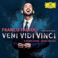 VENI VIDI VINCI/ FRANCO FAGIOLI, ZEFIRA VALOVA [레오나르도 빈치: 오페라 아리아 - 프랑코 파지올리]
