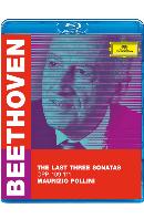 THE LAST THREE SONATAS OPP.109-111/ MAURIZIO POLLINI [베토벤: 피아노 소나타 - 폴리니]