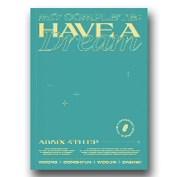 4TH EP [MO`COMPLETE: HAVE A DREAM] [HAVE VER]