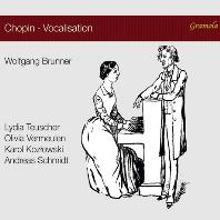 VOCALISATION/ LYDIA TEUSCHER, WOLFGANG BRUNNER [쇼팽에 가사 붙이기]