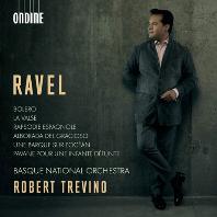 ORCHESTRAL WORKS/ ROBERT TREVINO [라벨: 볼레로, 라 발스, 스페인 광시곡 외 관현악 모음]