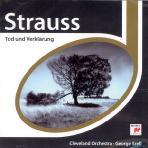 RICHARD STRAUSS - TOD UND VERKLARUNG/ CLEVELAND ORCHESTRA/ GEORGE SZELL [ESPRIT]