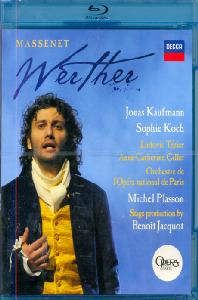 WERTHER/ MICHEL PLASSON [마스네: 베르테르]