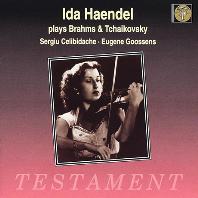 VIOLIN CONCERTOS/ IDA HAENDEL