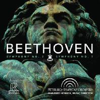 SYMPHONY NO.5 & 7/ MANFRED HONECK  [SACD HYBRID] [베토벤: 교향곡 5, 7번]