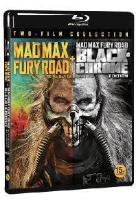매드맥스: 분노의 도로 [블랙&크롬 에디션] [MAD MAX: FURY ROAD]