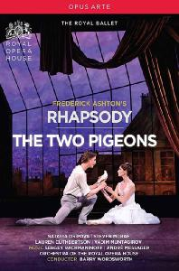 RHAPSODY & THE TWO PIGEONS/ ROYAL BALLET, BARRY WORDSWORTH [애쉬튼 안무: 랩소디 & 두 마리의 비둘기]