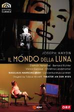 IL MONDO DELLA LUNA/ <!HS>NIKOLAUS<!HE> HARNONCOURT [하이든: 달나라]