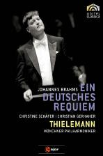 EIN DEUTSCHES REQUIEM OP.45/ <!HS>CHRISTIAN<!HE> THIELEMANN [브람스: 독일 레퀴엠]
