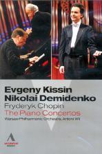 THE PIANO CONCERTOS/ EVGENY KISSIN, NIKOLAI DEMIDENKO [쇼팽 탄생 200주년을 축하하는 키신과 데미덴코의 감동적인 선물]