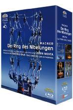 DER RING DES NIBELUNGEN/ ZUBIN MEHTA [바그너: 니벨룽겐의 반지 전곡]