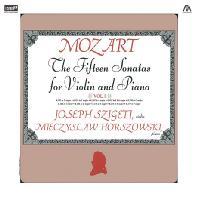THE FIFTEEN SONATAS FOR VIOLIN AND PIANO VOL.1/ JOSEPH SZIGETI [XRCD] [모차르트: 바이올린과 피아노를 위한 소나타 1집 - 시게티]