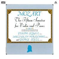 THE FIFTEEN SONATAS FOR VIOLIN AND PIANO VOL.2/ JOSEPH SZIGETI [XRCD] [모차르트: 바이올린과 피아노를 위한 소나타 2집 - 시게티]