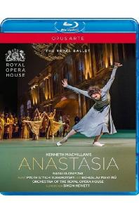 ANATASIA/ THE ROYAL BALLET, KENNETH MACMILLAN [케네스 맥밀란: 아나스타샤]