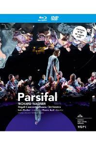 PARSIFAL/ IVAN FISCHER [BD+DVD] [바그너: 파르지팔 - 이반 피셔]