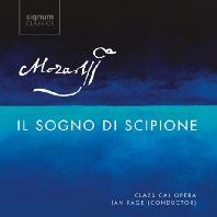 IL SOGNO DI SCIPIONE/ CLASSICAL OPERA, IAN PAGE [모차르트: 단막 오페라 <시피오네의 꿈> - 이언 페이지]