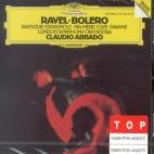 BOLERO/ RAPSODIE ESPAGNOLE/ ABBADO