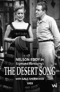 THE DESERT SONG/ NELSON EDDY, CHARLES SANFORD [롬버그: 사막의 노래]