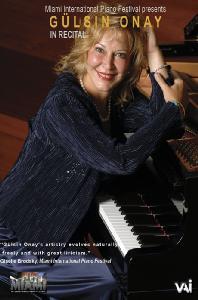 LIVE IN RECITAL AT THE MIAMI INTERNATIONAL PIANO FESTIVAL 2008