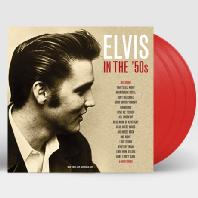 ELVIS IN THE 50S [180G RED LP]