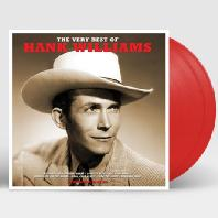 THE VERY BEST OF HANK WILLIAMS [180G RED LP]