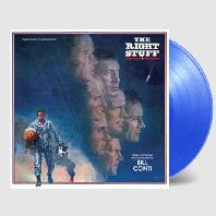 THE RIGHT STUFF [필사의 도전] [180G TRANSPARENT BLUE LP]