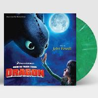 HOW TO TRAIN YOUR DRAGON [드래곤 길들이기] [180G GREEN LP]