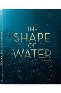 셰이프 오브 워터: 사랑의 모양 [풀슬립 스틸북 한정판] [THE SHAPE OF WATER]