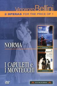 NORMA+I CAPULETI E I MONTECCHI [벨리니: 노르마+카풀레티가와 몬테키가]