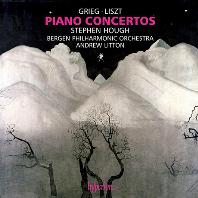 Piano Concertos/ Stephen Hough, Andrew Litton [리스트 & 그리그 피아노협주곡: 스티븐 허프]