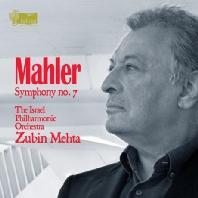 Symphony No.7/ Zubin Mehta [말러 교향곡 7번: 주빈 메타] [예약상품]