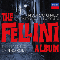 THE FELLINI ALBUM/ RICCARDO CHAILLY [니노 로타: 영화음악 <펠리니 앨범>]