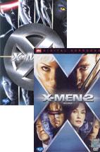 엑스맨 2팩 [X-MEN 1,2] DVD