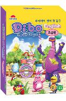 선물공룡 디보: 초급편 12종세트 [6DVD+6CD]