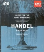 MUSIC TO THE ROYAL FIREWORKS ETC/ <!HS>MACKERRAS<!HE> [DVD AUDIO]