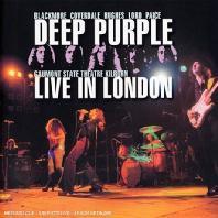 딥 퍼플(DEEP PURPLE) - LIVE IN LONDON[2CD][EU수입]*