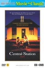 중앙역(CENTRAL STATION) DVD + CD [영화와 클래식의 만남 시리즈/ 2DISC]