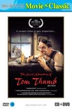 톰썸의 비밀모험(THE SECRET ADVENTURES OF TOM THUMB, 1993)DVD + CD [영화와 클래식의 만남 시리즈/ 2DISC]