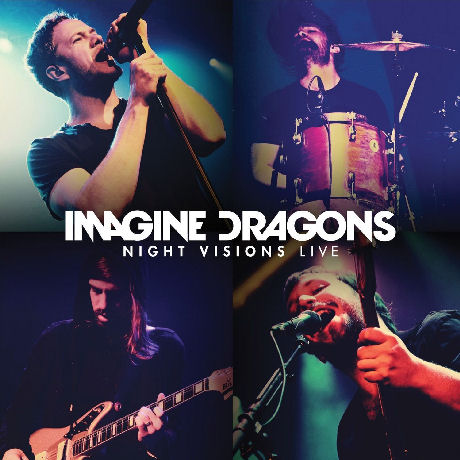 NIGHT VISIONS LIVE [CD+DVD]